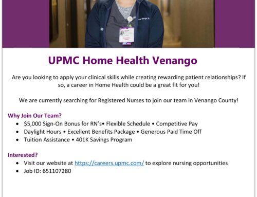 UPMC Home Health Venango